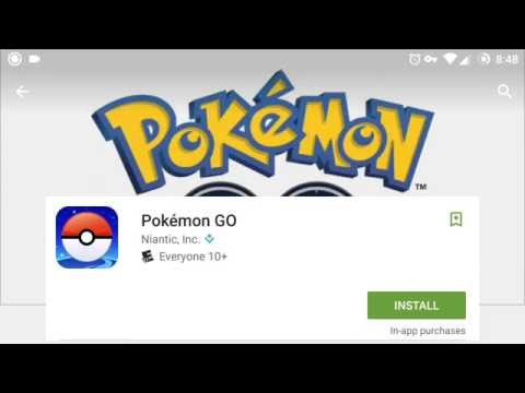 How To Install 'Pokémon Go' Not Available In Your Country [Within Seconds]