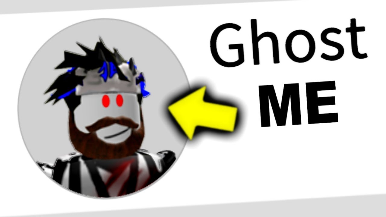 I'm The Roblox Ghost (i'm sorry)