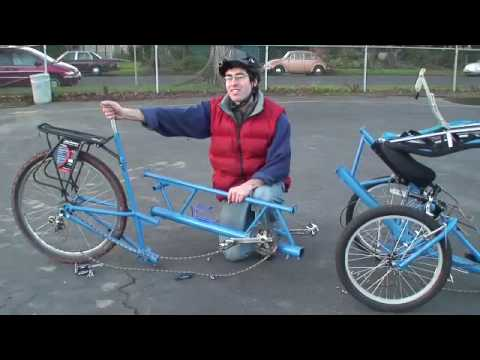 Innovate or Die -- The Transformation Trike