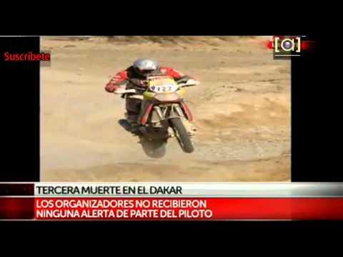 Eric Palante Muere en el Dakar Encontrado en Catamarca