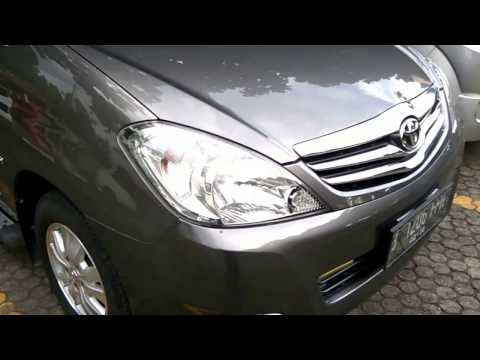 Toyota Kijang Innova 2.0 V A/T Luxury (2010) Start Up & In Depth Review Indonesia