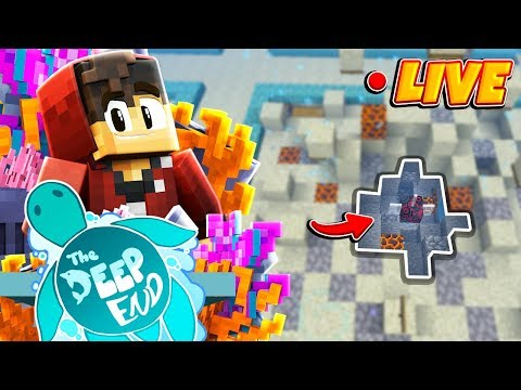 Minecraft: The Deep End SMP! - Will's Withers Interior Decor!
