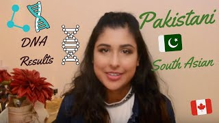 DNA RESULTS | PAKISTANI/SOUTH ASIAN| ANCESTRY, MIGRATION PATTERNS & NEANDERTHAL DNA?? | MAHDIA MALIK