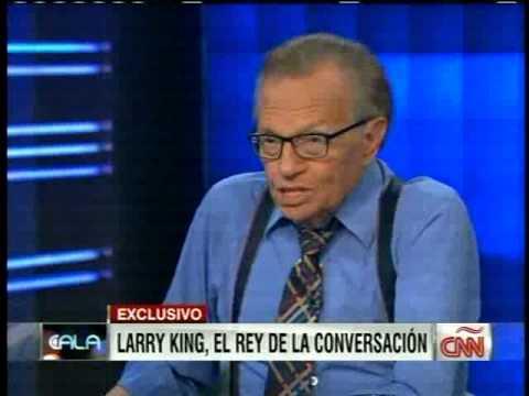 El veterano periodista Larry King afirma que Chávez era fascinante