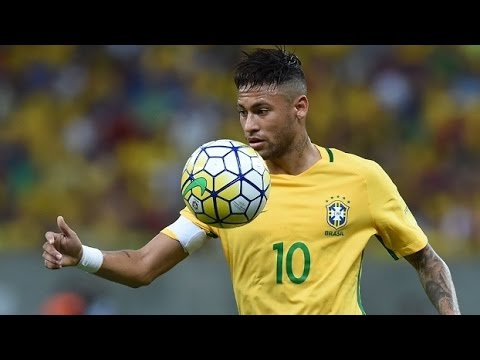 Neymar Jr • Ready for Rio 2016 • Brazil - Skills & Goals | HD