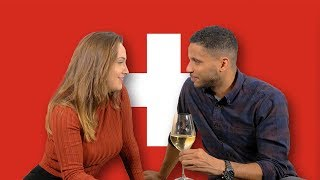 You Know You Are Dating a SWISS Woman When...