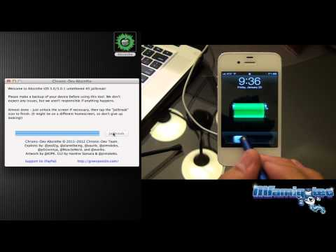 Jailbreak 5.0.1 - iPhone 4s. iPad 2 ( Windows / MAC ) Español !!!