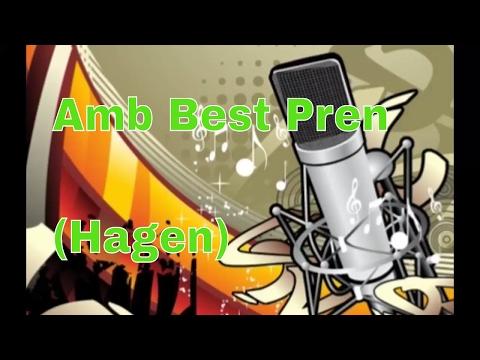Amb Best Pren - Elbig Raingz ft Kande Dwayne (PNG Music)
