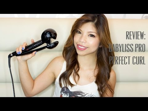 REVIEW: Babyliss Pro Perfect Curl Review + Demo