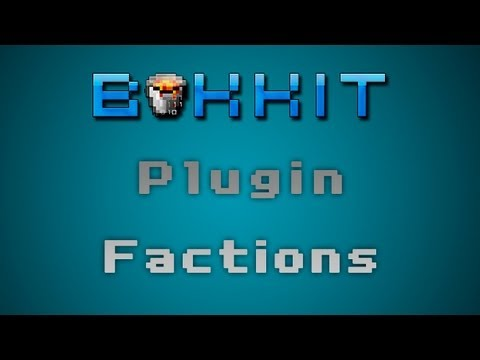 Minecraft - Plugin Factions [ Tutorial en Español ] PvP entre clanes