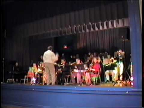 Alexander Central High School Jazz Band- Sing Sing Sing