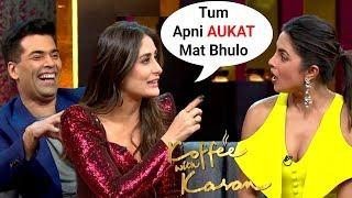 Kareena Kapoor Slams Priyanka Chopra On Koffee With Karan Season 6