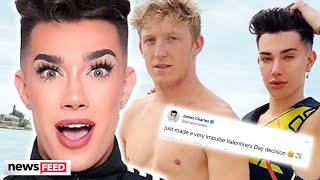 James Charles DATING YouTuber Tfue?!?