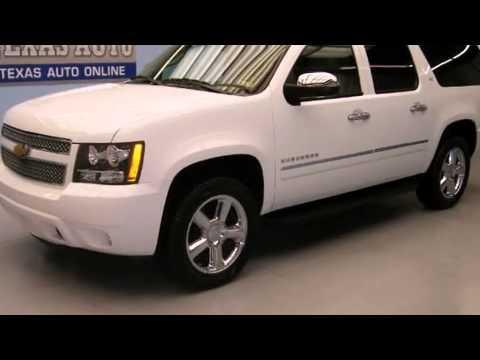 2013 Chevrolet SUBURBAN LTZ Houston TX