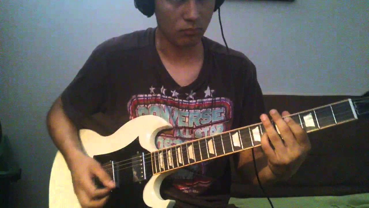Salvation is here guitar