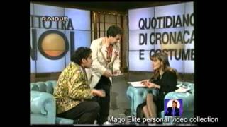 Mago  Frassica e Forest, anni 90 - Mago Elite video collection