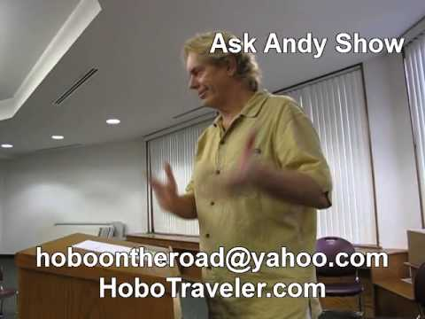 Lecture How to Retire Abroad? by Andy Lee Graham Angola Indiana Library