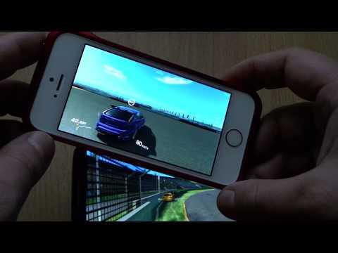 сравнение камер и игр на 5s LG-G2 и S4