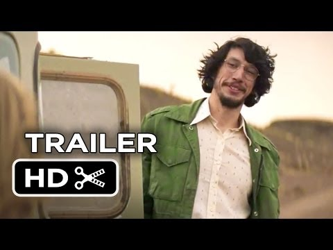 Tracks TRAILER 1 (2013) - Adam Driver, Mia Wasikowska Movie HD