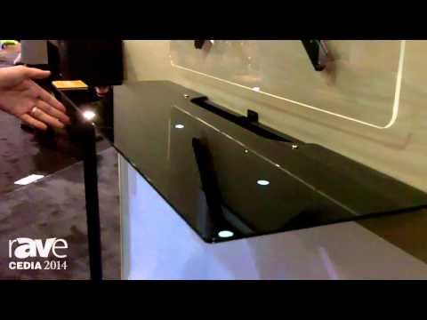 CEDIA 2014: OmniMount Improves the OWS60 Wall Shelf