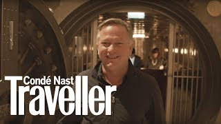 Exclusive Tour of The Ned with Nick Jones | Condé Nast Traveller