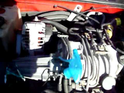 Changing your Pontiac GTP Supercharger oil