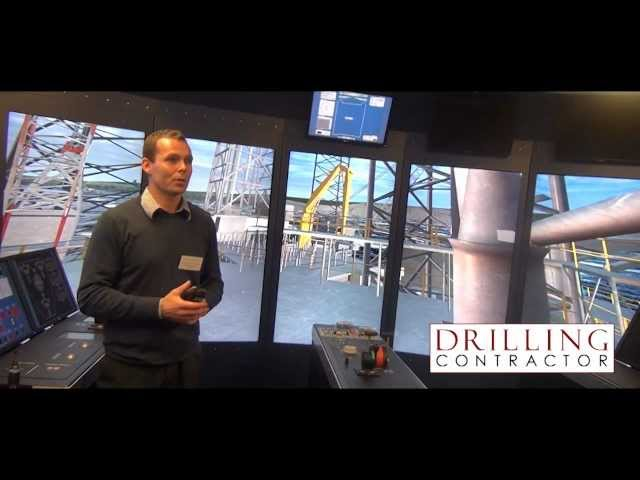 Exclusive video: DC tours Maersk's MOSAIC II simulator training complex