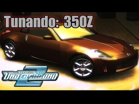 Tunando Nissan 350Z - 100%