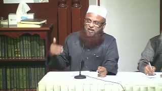 دھوکہ بازی   -  مولانا حفیظ اللہ خان