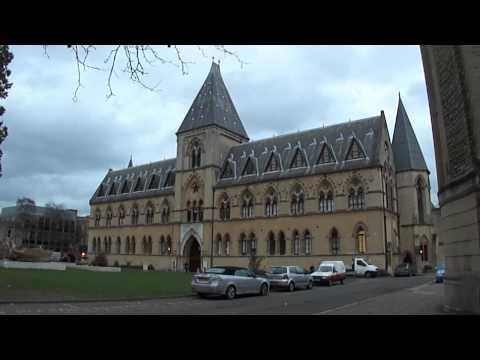 Museo de Historia Natural de Oxford