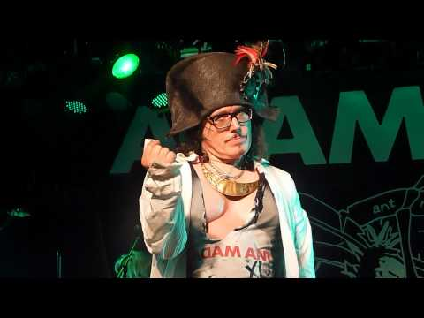 Adam Ant - Fall-In