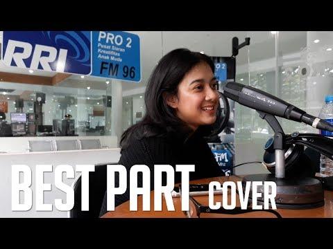 RAHMANIA ASTRINI - BEST PART (COVER) @ PRO2BDG