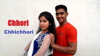 Chhori Chhichhori I  Dance cover I Wah Taj | Shreyas Talpade & Manjari Fadnis | choreography