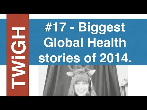 The biggest Global Health stories of 2014