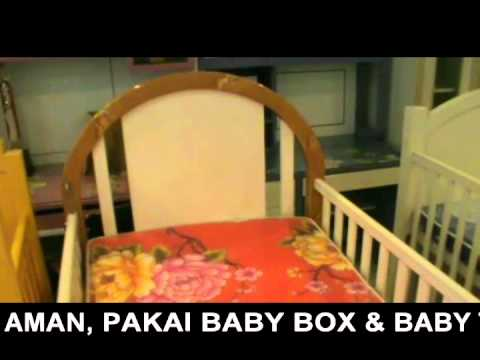 0 PURI FURNITURE BABY BOX & BABY TABLE CENTER = PUSAT BABY CRIB & BABY TAFEL TERLENGKAP
