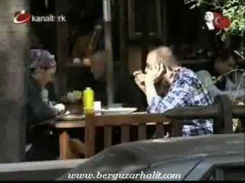 Bergüzar Korel & Halit Ergenç öğle yemeğinde - Kanaltürk