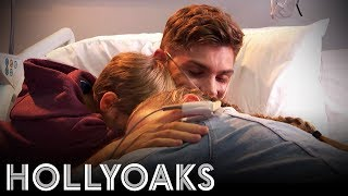 Hollyoaks: Ste's Reunited with Leah & Lucas!