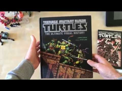 Teenage Mutant Ninja Turtles The Ultimate Visual History Review