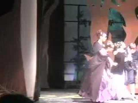 Into the Woods - Narrator
