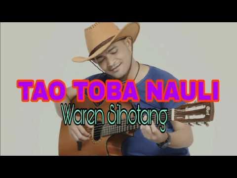 TAO TOBA NAULI Lagu Batak terbaru Waren Sihotang (official music liryc