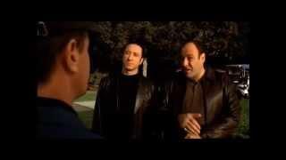 Ten Most Bad Ass Tony Soprano Moments, part 1