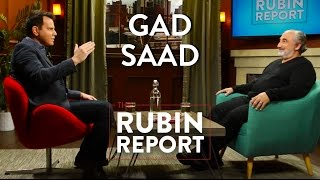 Gad Saad and Dave Rubin: Academics, Free Speech, Atheism and Religion (Full Interview)