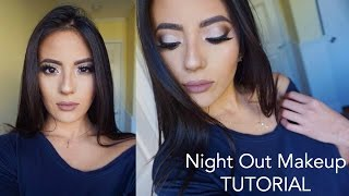 Night Out Makeup Tutorial | Collab w/ Amy Romo