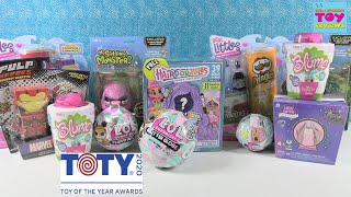 TOTY Collectible Of The Year Nominees 2020 Unboxing | PSToyReviews