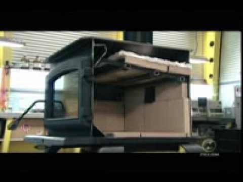 Fabrication poele a bois youtube - Fabrication d un bureau en bois ...