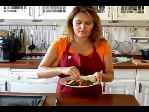 Ratatouille - türkce - nefis bir fransız yemeği - sebzeli yemek ...