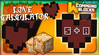 Minecraft Love calculator | Special V-Day invention