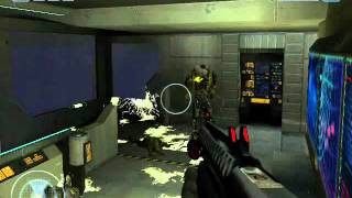 halo ce/gameplay/mapa the great infestation completo
