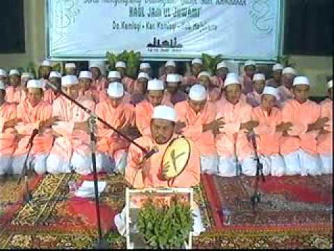Jamiyah Sholawat ISHARI Ranting Kemlagi   Ibtida'