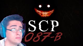 SCP-087-B 2.0 | SUFRIMIENTO EXTREMO T_T